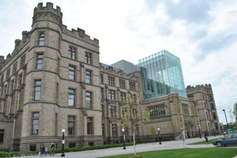 Ottawa's historic Canadian Museum of Nature