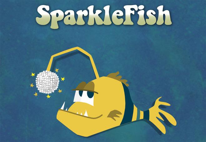 Sparklefish logo