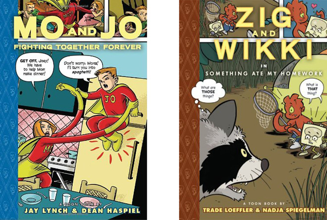 Mo & Jo, Zig & Wikki