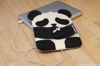 Panda iPad case from Etsy seller HoobyGroovy