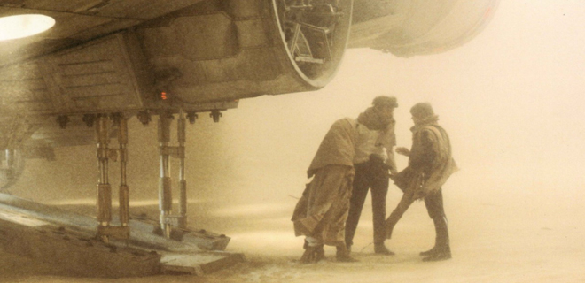 The Sandstorm deleted scene from RotJ, via Wookieepedia