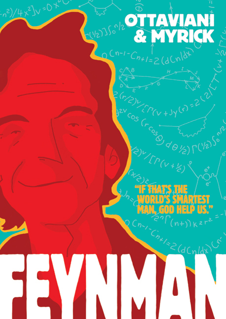 Feynman book cover
