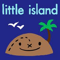 Little Island Comics logo