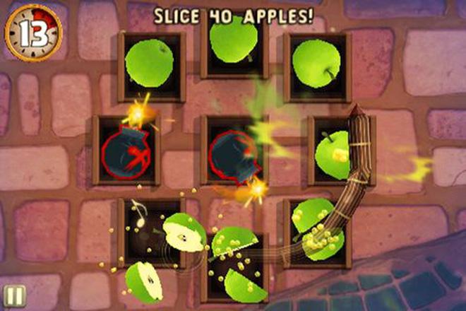 Apples challenge