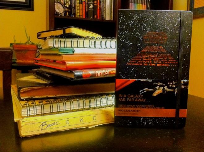 Star Wars Moleskine Notebook