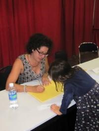 Marla Frazee signing