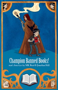 Champion Banned Books - Apathea poster