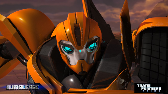 Bumblebee. Image credit: Shout! Factory/Hasbro
