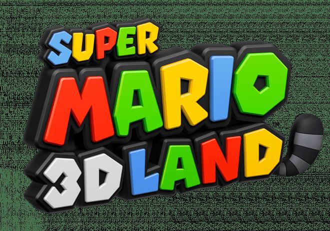 Super Mario 3D Land logo