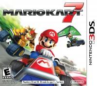 Mario Kart 7 cover image