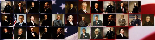 Presidents' Day Message