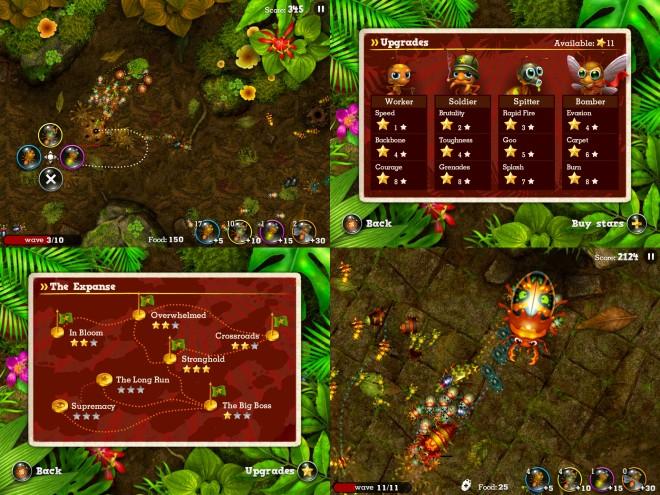 Anthill screenshots