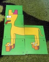 Cartoona creature
