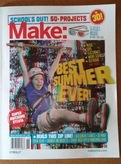 Make: Summer Issue