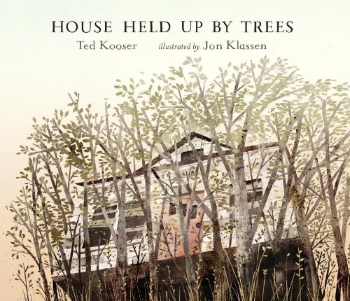 Hous Held Up By Trees
