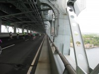 On the Verrazano Bridge