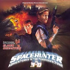 Spacehunter Adventures in the Forbidden Zone — in 3-D!