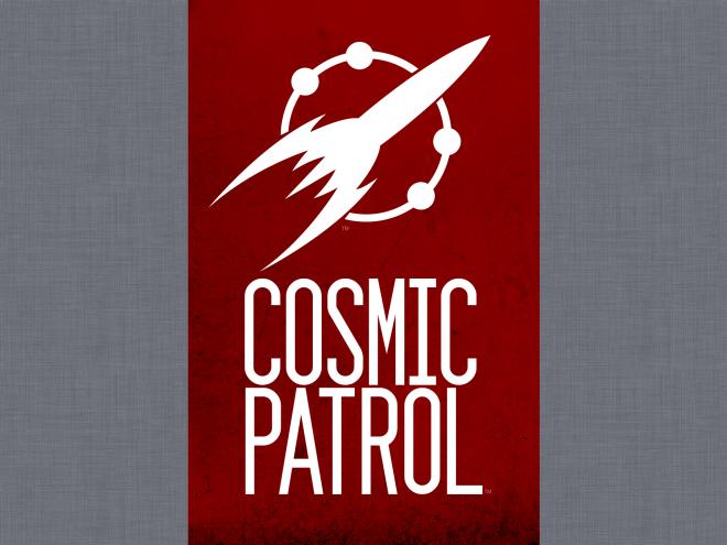 Go Cosmic Patrol!