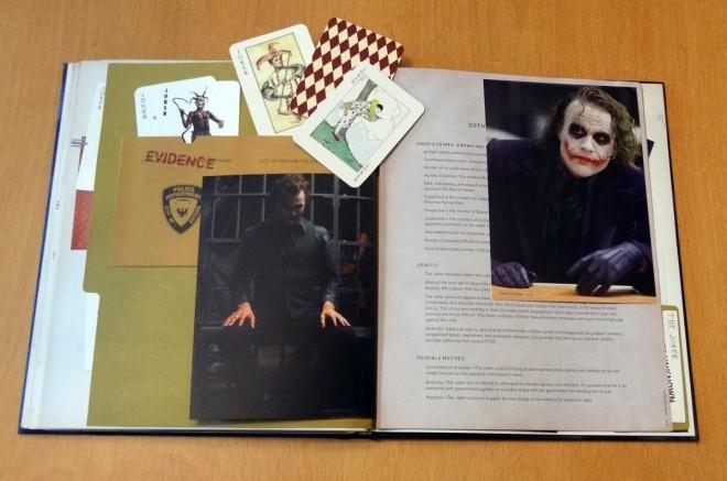 Dark Knight Manual: Joker