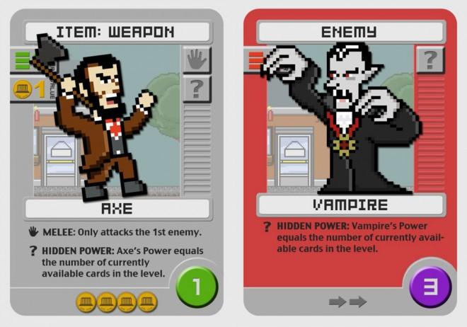 Pixel Lincoln Vampire Hunter