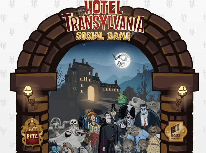 Welcome to the Hotel Transylvania © Sony Pictures Interactive