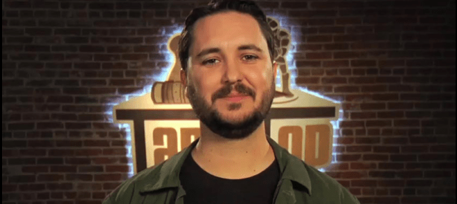 A picture of Wil Wheaton from Table Top