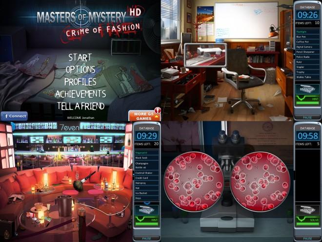 CrimeOfFashion screenshots