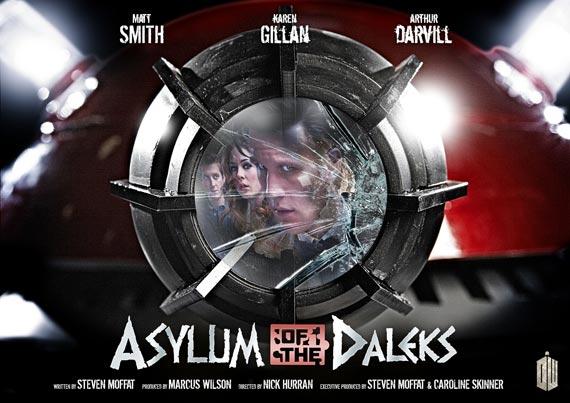Asylum of the Daleks © BBC