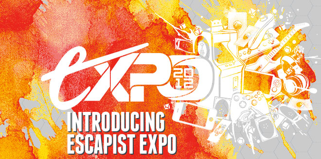 The Escapist Expo in Durham, NC, September 14-16, 2012