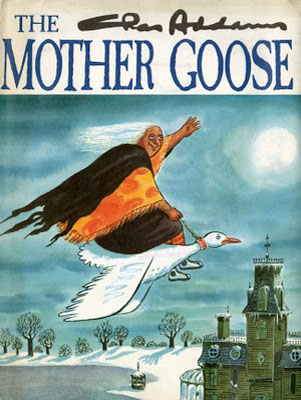 Charles Addams Mother Goose