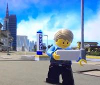 Lego WiiU Tablet