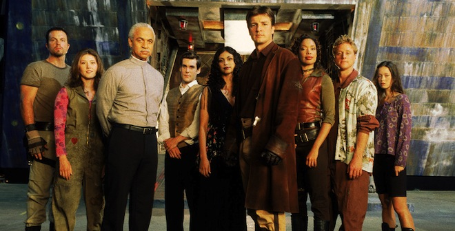 Mal and crew take top honors as the GeekDad Reader's Choice top Sci-fi TV series of all time.