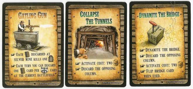 Revolver 2 special cards