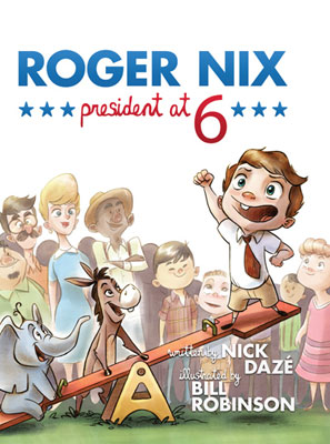 Roger Nix, President at Six