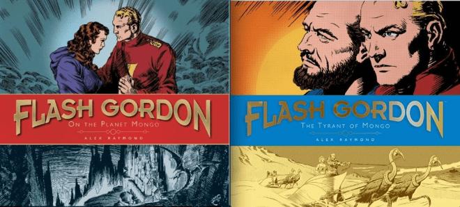 Flash Gordon 1 and 2