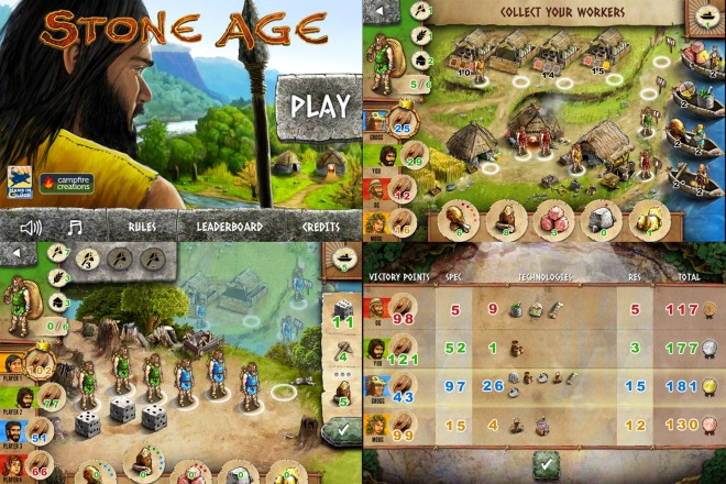 Stone Age screenshots