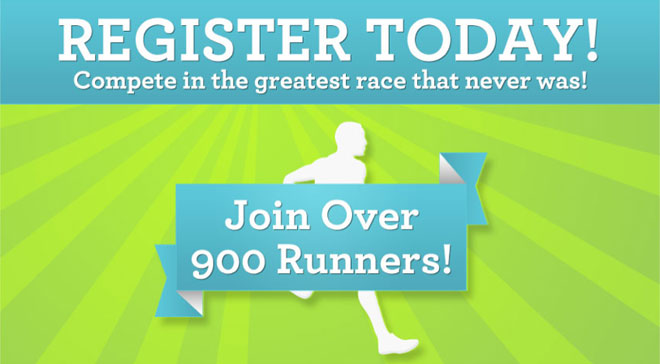 Run Free register