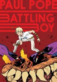 Battling Boy by Paul Pope