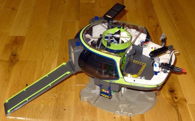 Playmobil E-Ranger Headquarters