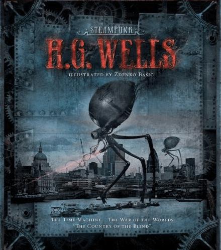 Steampunk Wells