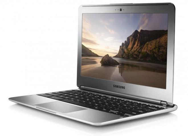 The Samsung 303C12 Chromebook