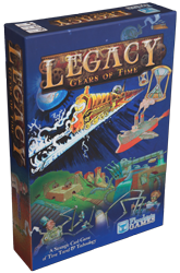 Legacy Gears of Time box
