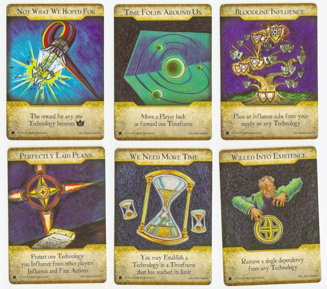 Legacy Fate cards