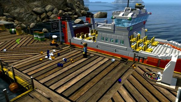Lego Boat Super Build