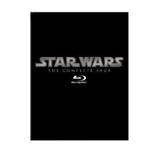 Star Wars Blu-Ray cover