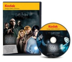 Kodak Harry Potter graphics software