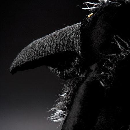 plush raven