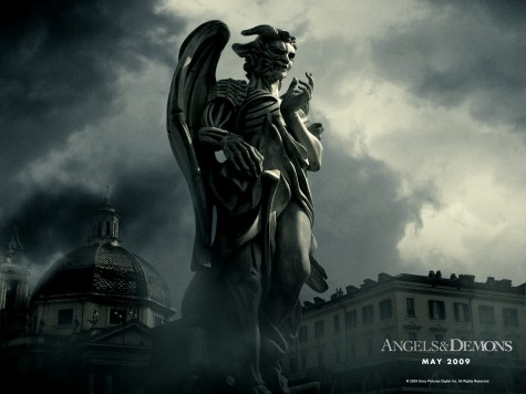 angels and demons, ron howard, dan brown, Columbia Pictures, Imagine Entertainment, Skylark Productions