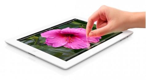 The New iPad © Apple