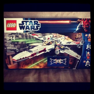 LEGO X-Wing Starfighter Photo By: Dakster